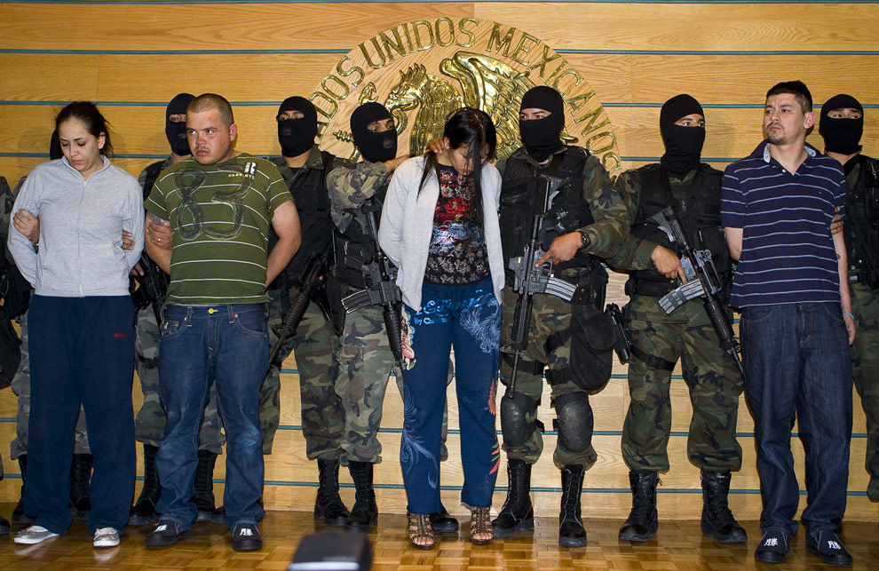 Mexican Drug War – Drug Cartel Wars