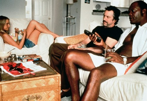 Jackie Brown Movie Scenes